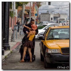 The Girl and the Taxi Driver | by wendyophoto