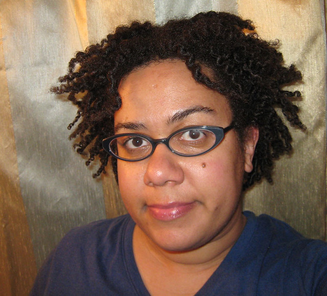 Strand Twist Out On Short Natural Hair