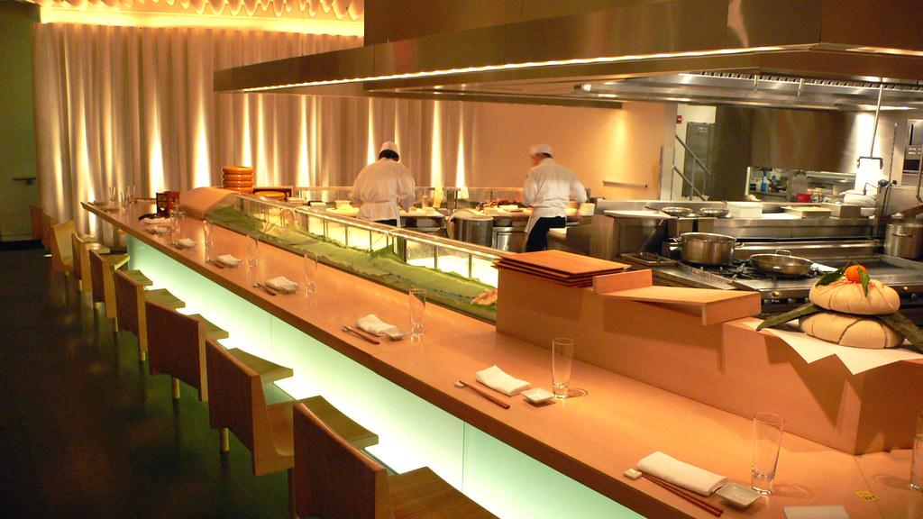 Morimoto Nyc - Sushi Barrestaurant  Sushi Bar Morimoto -9720