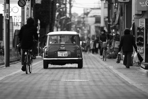 Mini in Kichijoji. | by iMorpheus