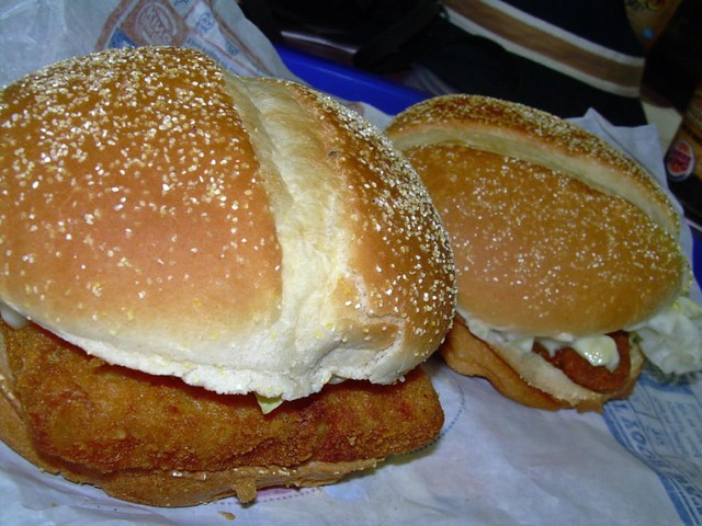 Bk big fish burger king 259 franklin tpke ramsey nj for Burger king big fish