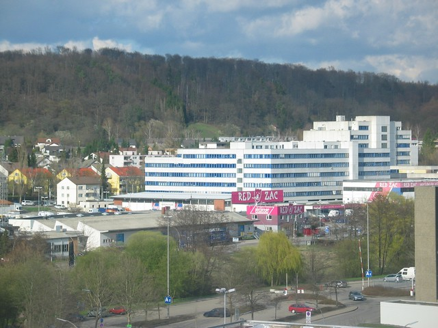 view from cocreate software offices in sindelfingen german. Black Bedroom Furniture Sets. Home Design Ideas