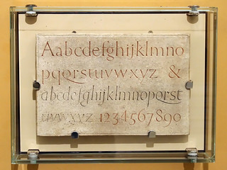 Alphabets and Numerals - one of three plaques | by Leo Reynolds
