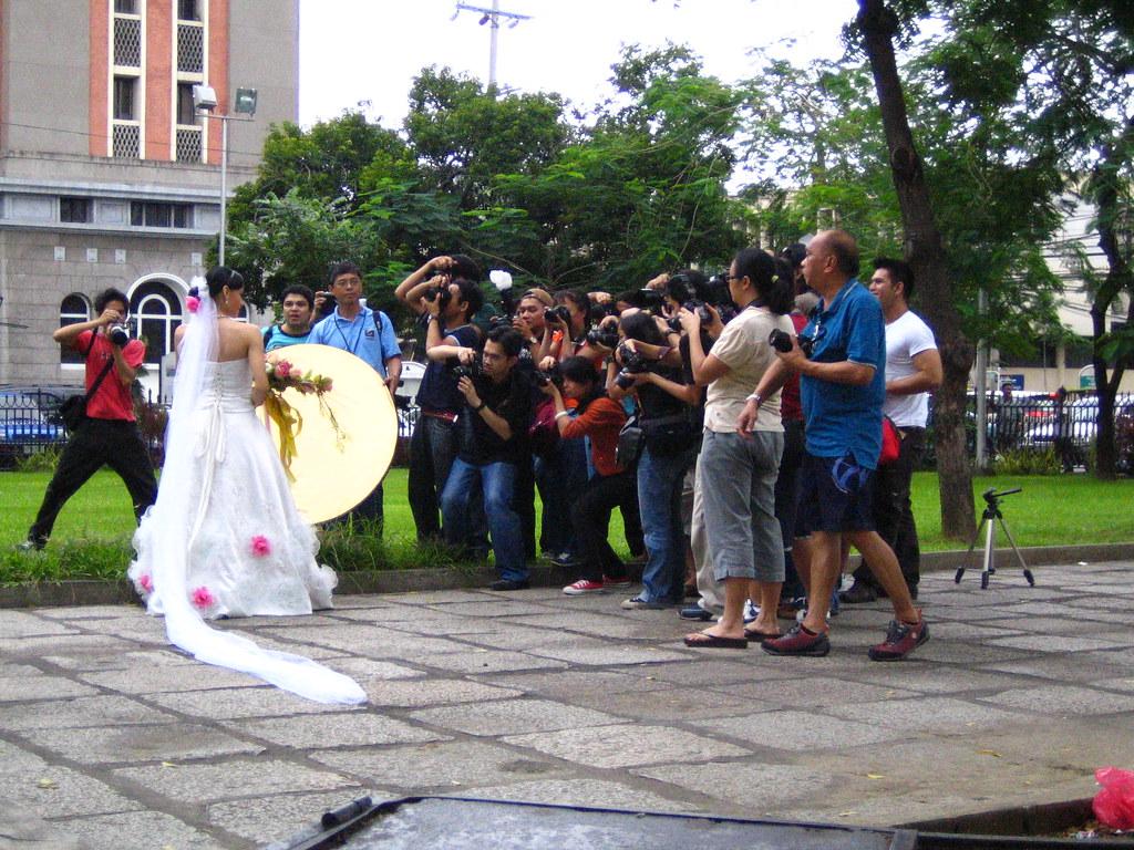 A Wedding In Manila