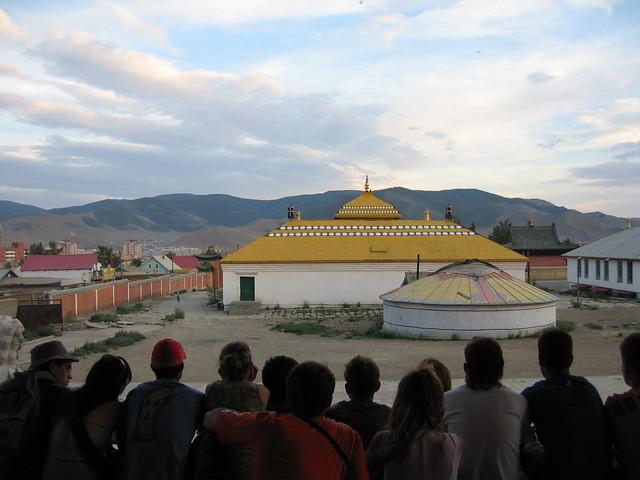 En Ulan Bator (Mongolia)