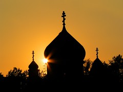 Orthodox sunset | by volvidejapon