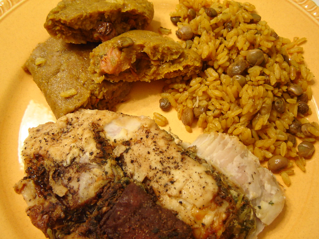 Puerto Rican Food Recipes Pasteles
