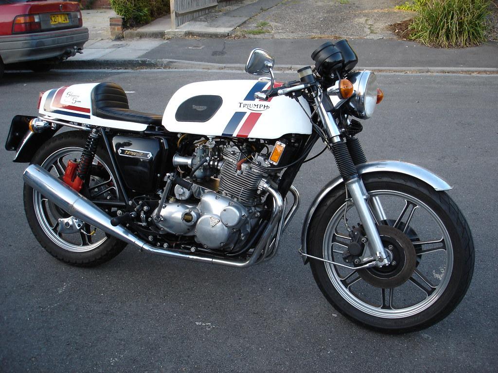 Sam Triumph Triumph T160 Slippery Sam
