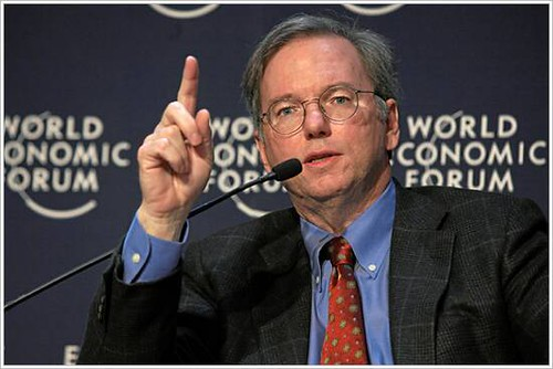 Eric Schmidt - World Economic Forum Annual Meeting Davos 2008 | by World Economic Forum