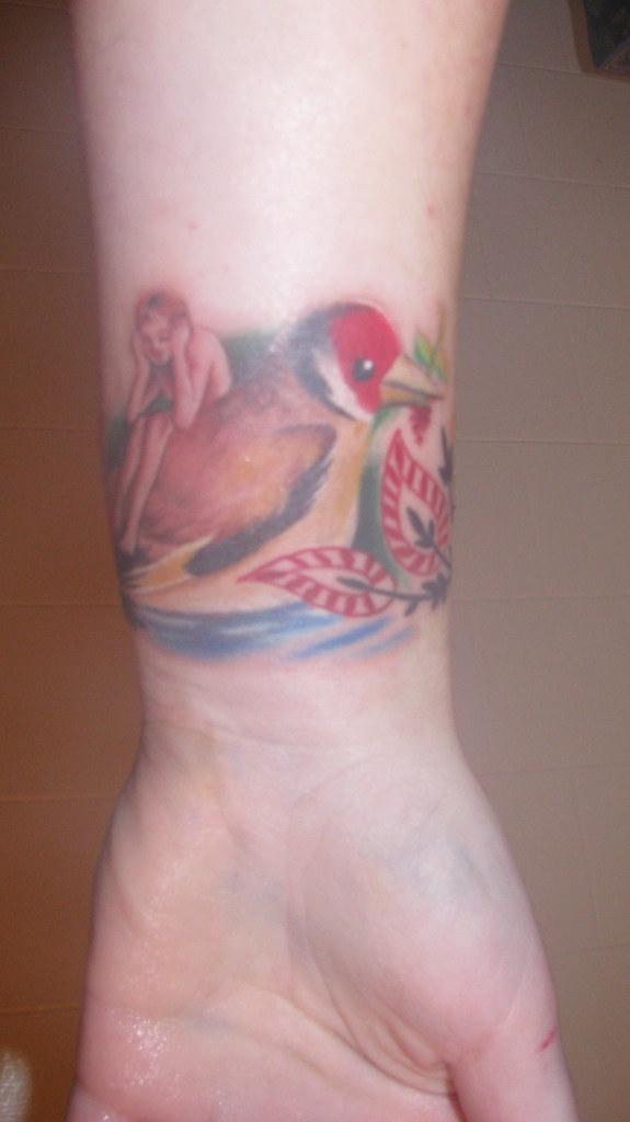 Hieronymus Bosch Tattoo My New Wrist Tattoo Based On A Par Flickr