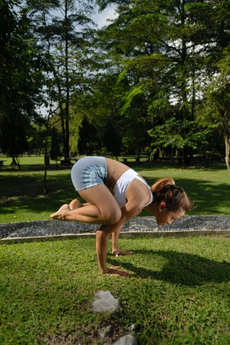 Crow (Bakasana) | by The Yoga Instructor
