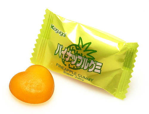 Kasugai Pineapple Gummy | by cybele-