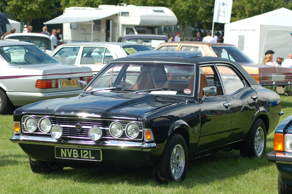 Car Show Victoria Park Southport