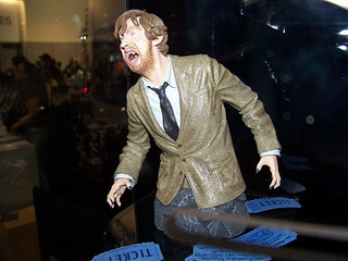 Gentle Giant Harry Potter Remus Lupin bust | by Doug Kline