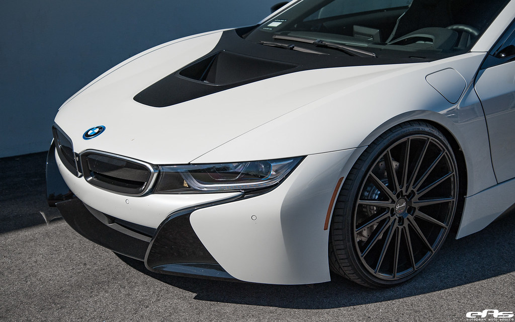 Bmw I8 H R Sport Lowering Springs European Auto Source Flickr