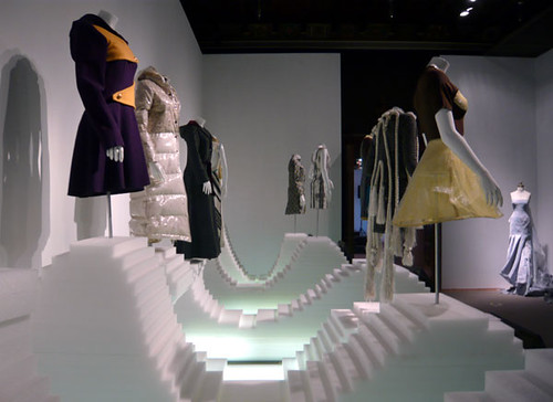 Fashion design exhibition off the wall the jewish for Fashion exhibitions new york