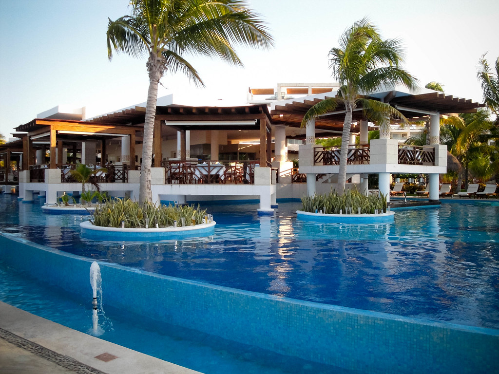 Excellence Playa Mujeres Best Club Rooms For Afternoon Sun