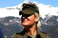 Austrian Female Soldier Soldier Weber Flickr