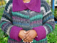Noro Bradshaw Sweater | by Peacock Chic is FAB.U.LOUS!