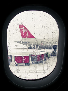 View from the (First Class) Window | by smcgee