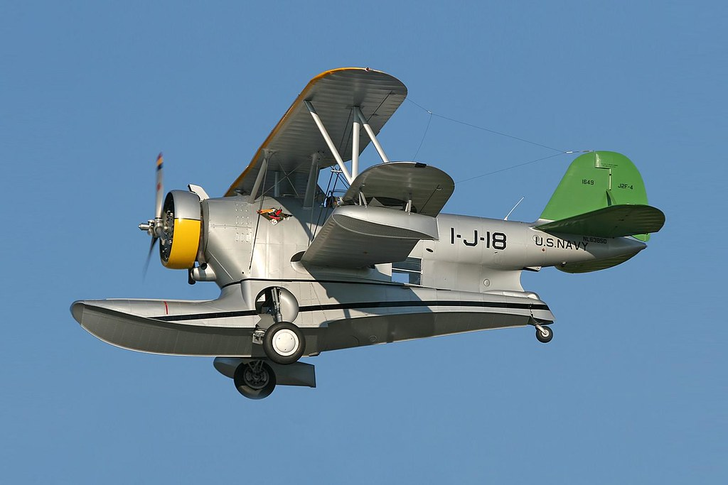 Grumman J2f 4 Duck Airventure 2005 D Miller Flickr