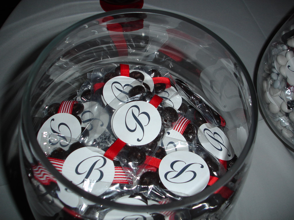 grubbsboatman wedding party favors ashley produced the