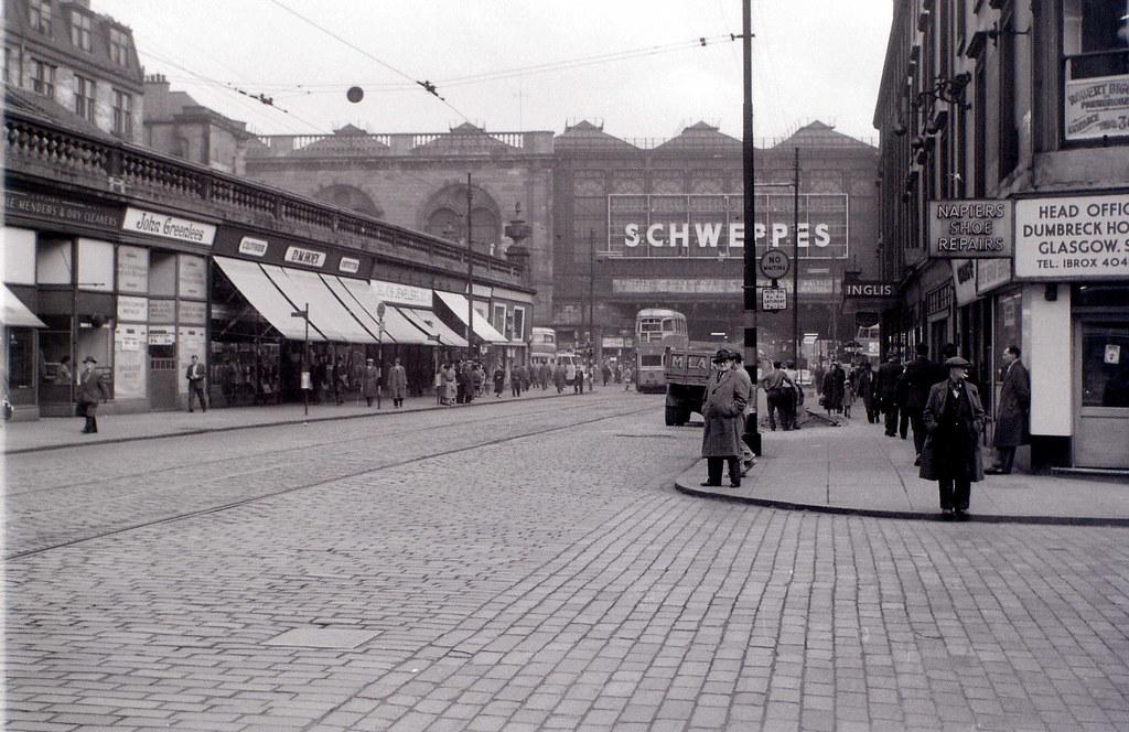 Argyle Street, Glasgow, 19 April 1960