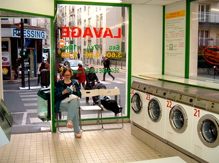 Doing laundry in Paris | by Todd Mecklem
