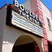 Boulder Theatre Marquee