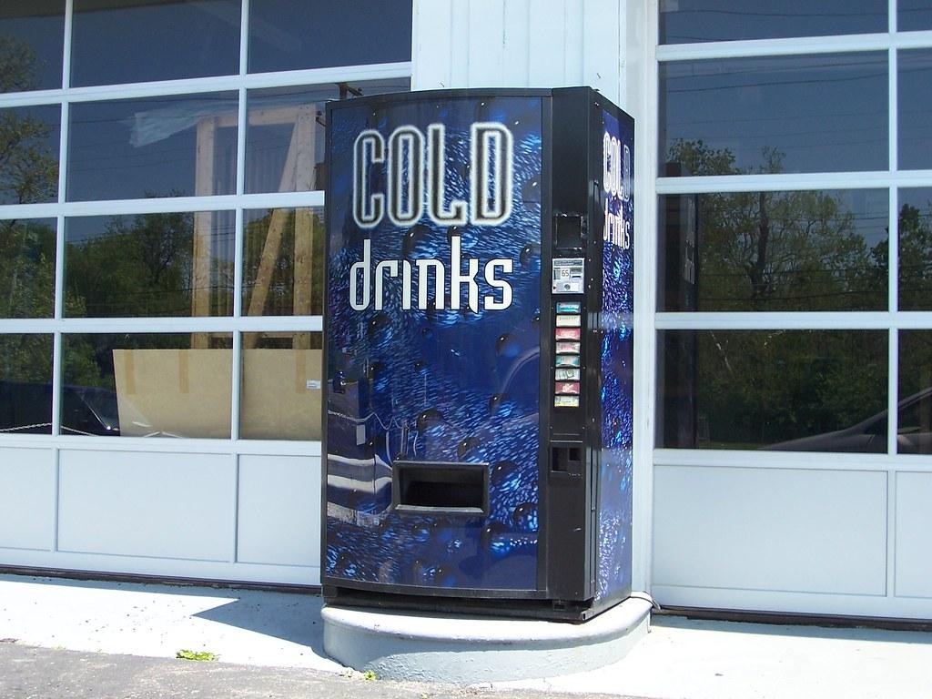 cold vending machine