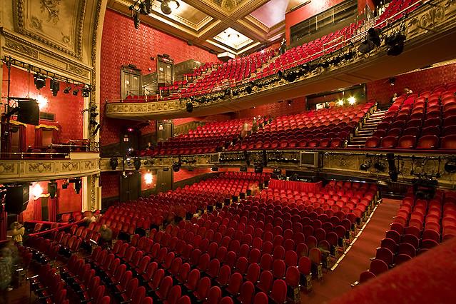 The Royal Alexandra Theatre Doors Open Toronto The
