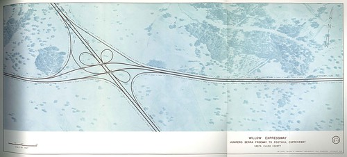 Willow Expressway, Junipero Serra Freeway to Foothill Expressway (1959) | by Eric Fischer