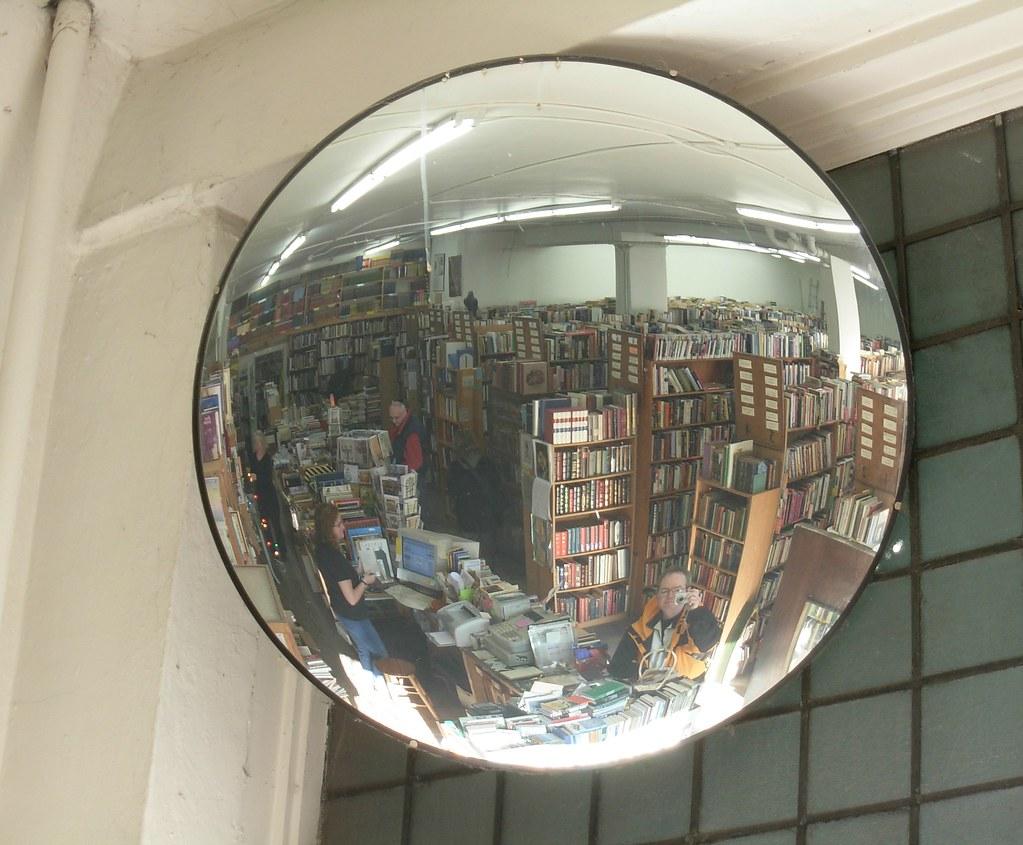 Mirror self portrait magus books brewbooks flickr for Mirror books