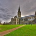 Salisbury Cathedral - My First HDR