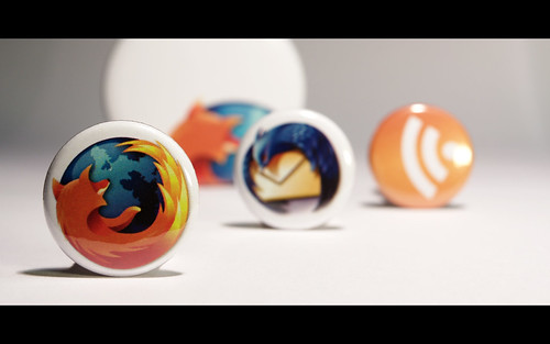 Mozilla pins (wallpaper) | by flod