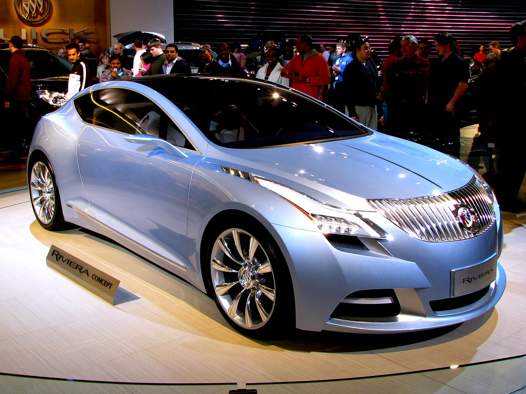 Buick Riviera Concept Car Price