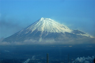 Day 4, Fuji from the Shinkansen | by Wonderers
