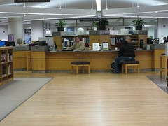 Reference Desk | by C.O.D. Library