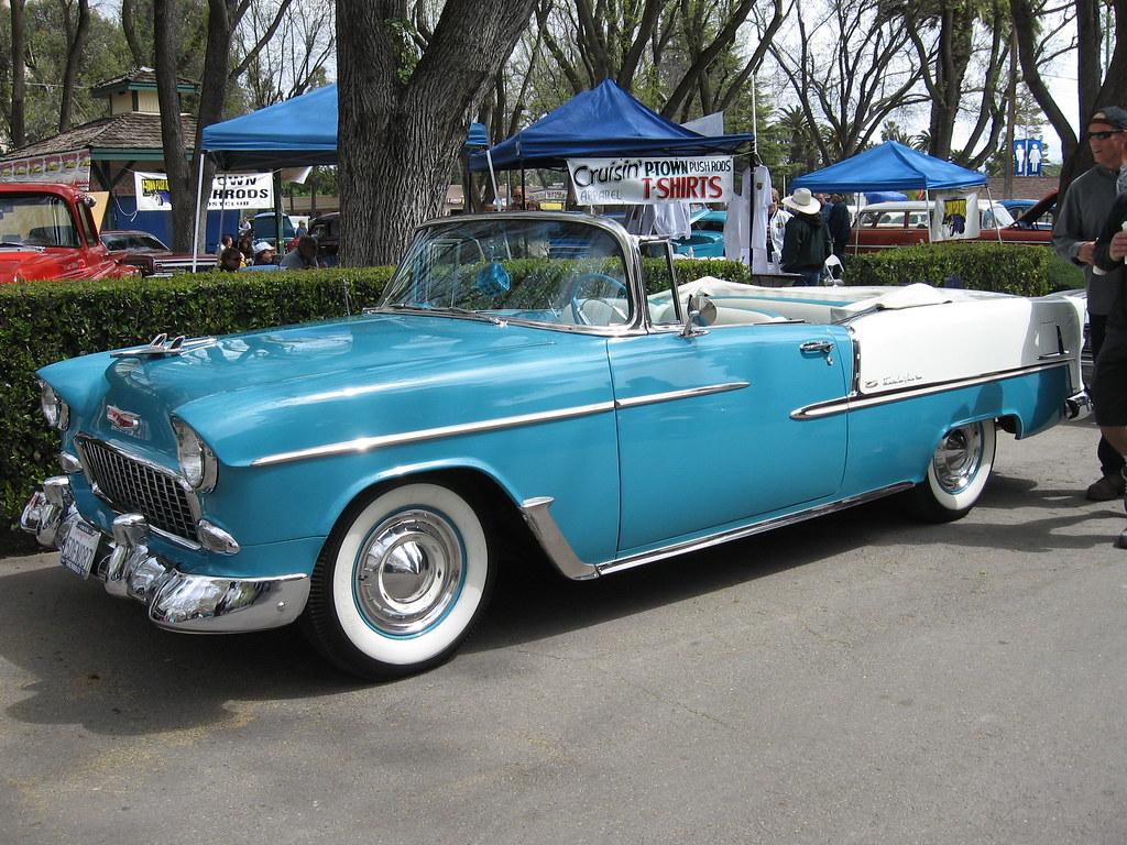 Chevrolet Bel Air >> 1955 Chevrolet Bel Air Convertible | 1955 Chevrolet Bel Air … | Flickr