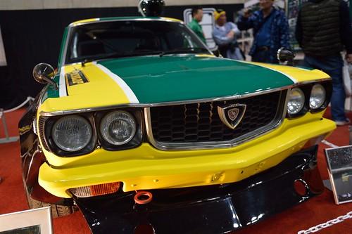 MAZDA Savanna GT '76