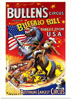 Bullens Circus presenting Buffalo Bill | by Traveloscopy
