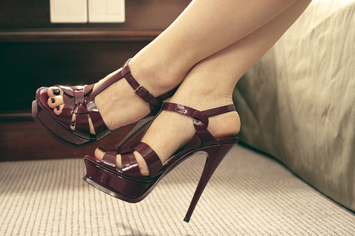 Ysl Tribute Shoes Uk