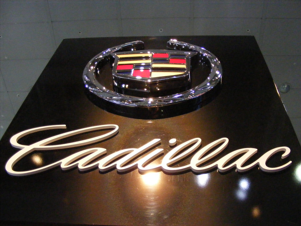 New Cadillac Logo Wallpaper Cadillac Logo | by Lallo