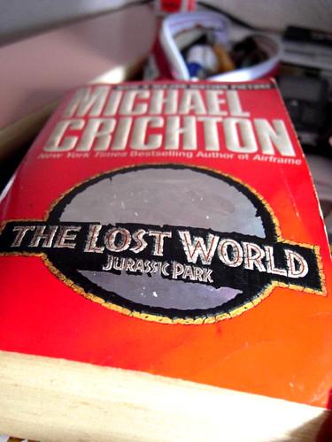 the lost world michael crichton free pdf