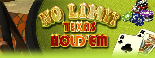 Free Texas Holdem No Limit