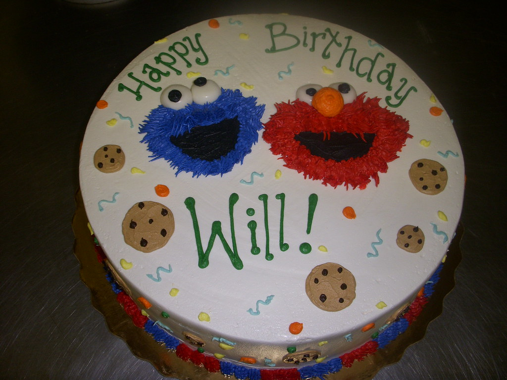 Happy birthday will alliance bakery flickr sciox Image collections