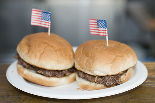 Guber burgers | by Nick Solares