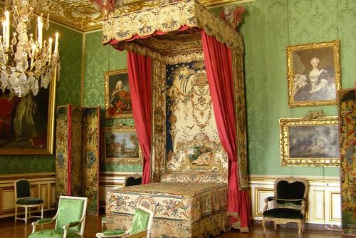 Interior Del Palacio De Versailles Estancias Del Palacio