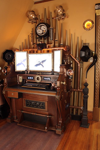 1000  images about Steampunk ETC on Pinterest | Steampunk lamp ...