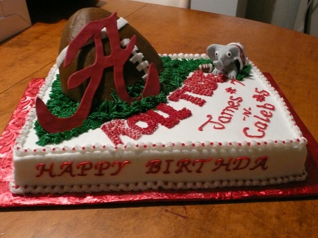 James Calebs Alabama Birthday Cake 006 Lynn Workman Flickr